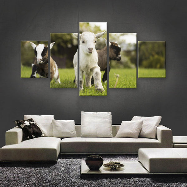 HD PRINTED LIMITED EDITION ANIMAL CANVAS (ANC159022)