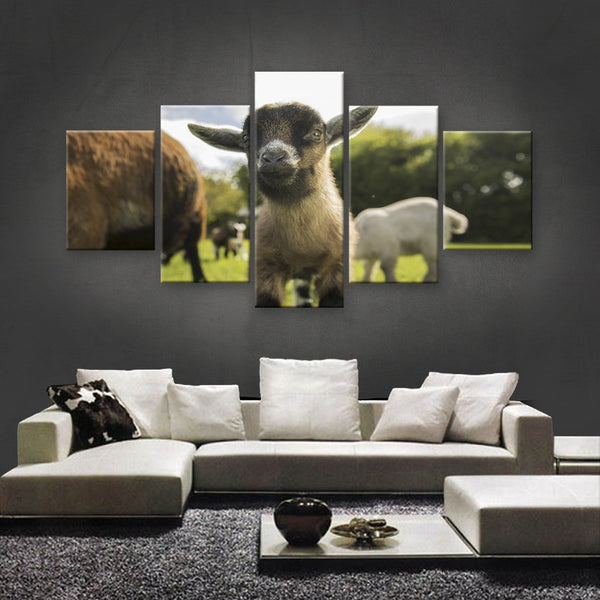 HD PRINTED LIMITED EDITION ANIMAL CANVAS (ANC159023)