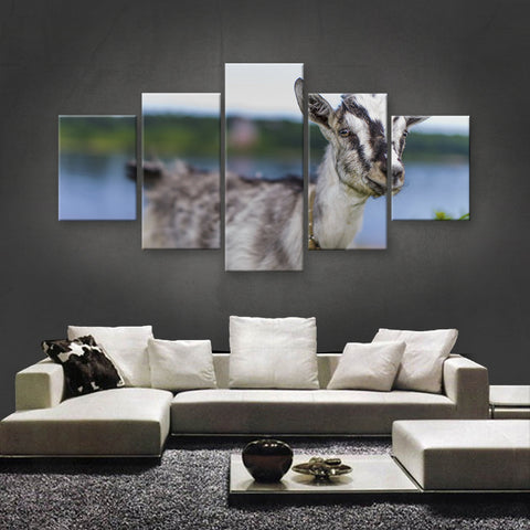 HD PRINTED LIMITED EDITION ANIMAL CANVAS (ANC159024)