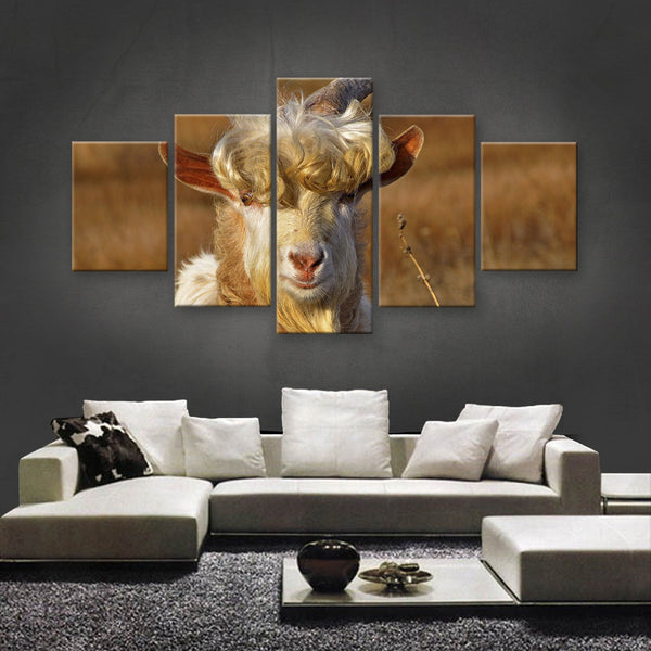 HD PRINTED LIMITED EDITION ANIMAL CANVAS (ANC159029)
