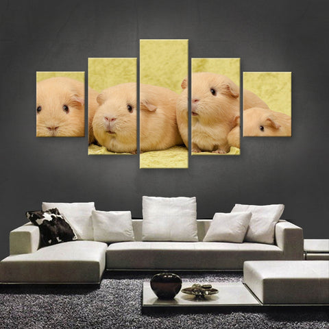 HD PRINTED LIMITED EDITION ANIMAL CANVAS (ANC159031)