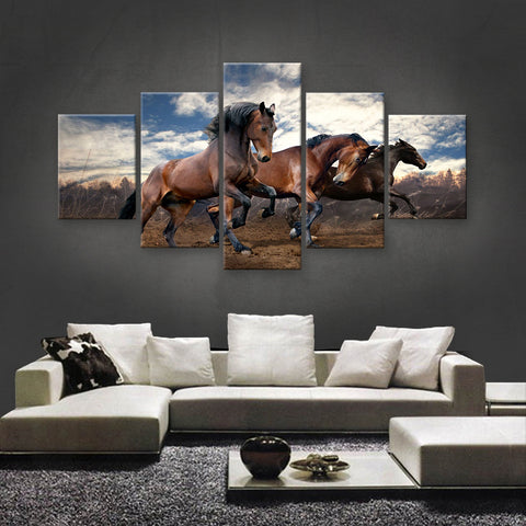 HD PRINTED LIMITED EDITION ANIMAL CANVAS (ANC159034)
