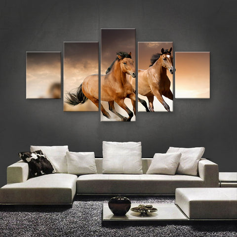 HD PRINTED LIMITED EDITION ANIMAL CANVAS (ANC159035)