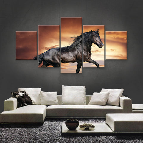 HD PRINTED LIMITED EDITION ANIMAL CANVAS (ANC159038)