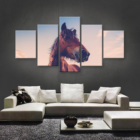 HD PRINTED LIMITED EDITION ANIMAL CANVAS (ANC159041)