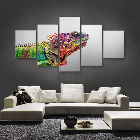 HD PRINTED LIMITED EDITION ANIMAL CANVAS (ANC159043)