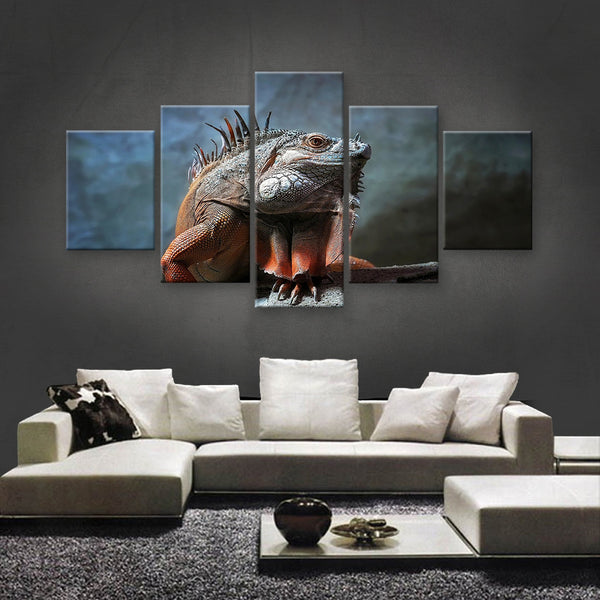 HD PRINTED LIMITED EDITION ANIMAL CANVAS (ANC159044)