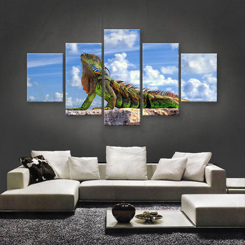 HD PRINTED LIMITED EDITION ANIMAL CANVAS (ANC159045)
