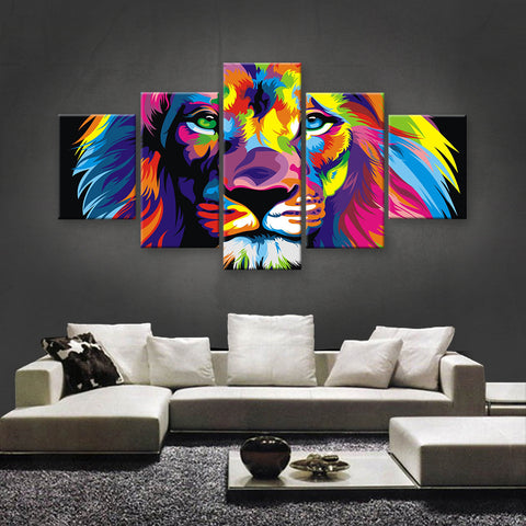 HD PRINTED LIMITED EDITION ANIMAL CANVAS (ANC159049)