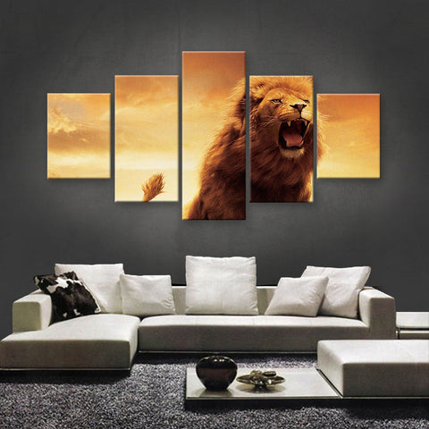 HD PRINTED LIMITED EDITION ANIMAL CANVAS (ANC159050)