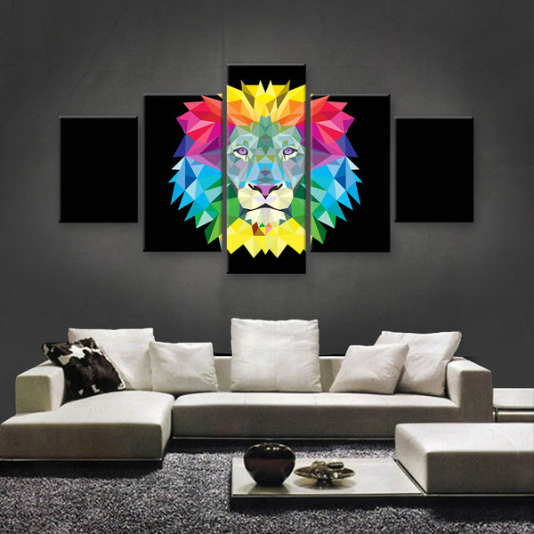 HD PRINTED LIMITED EDITION ANIMAL CANVAS (ANC159051)