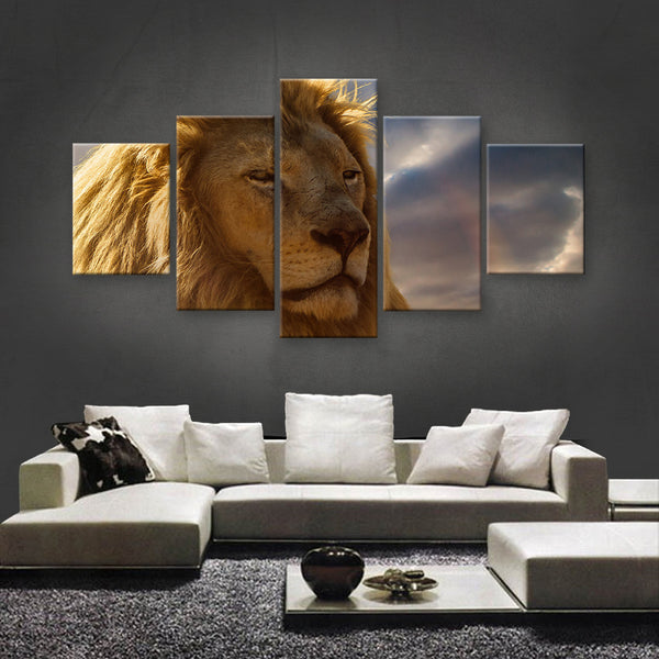 HD PRINTED LIMITED EDITION ANIMAL CANVAS (ANC159053)