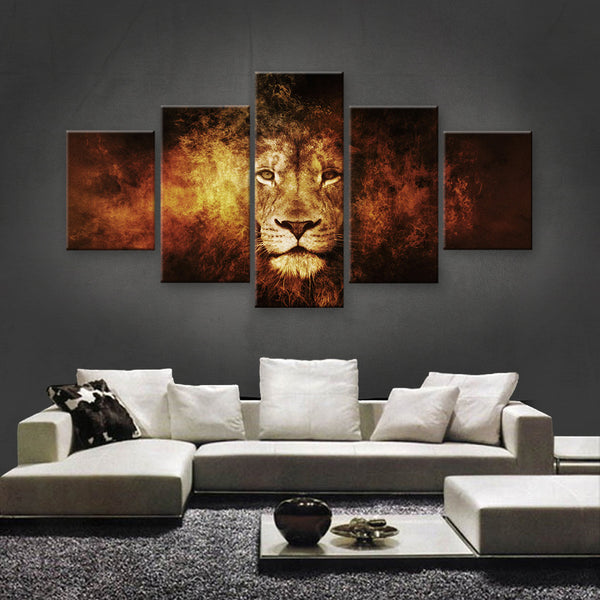HD PRINTED LIMITED EDITION ANIMAL CANVAS (ANC159055)