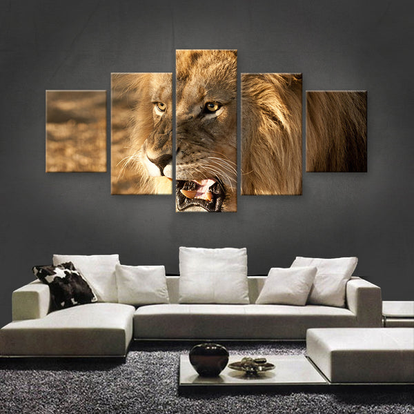 HD PRINTED LIMITED EDITION ANIMAL CANVAS (ANC159056)