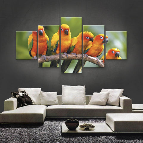 HD PRINTED LIMITED EDITION ANIMAL CANVAS (ANC159060)