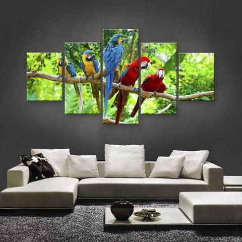 HD PRINTED LIMITED EDITION ANIMAL CANVAS (ANC159061)