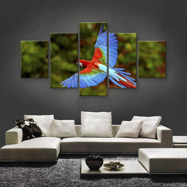 HD PRINTED LIMITED EDITION ANIMAL CANVAS (ANC159062)