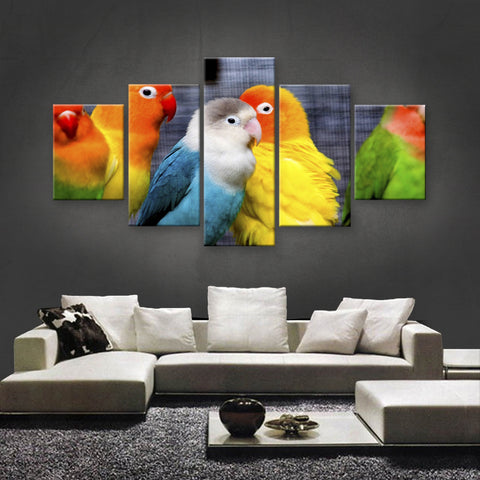 HD PRINTED LIMITED EDITION ANIMAL CANVAS (ANC159064)