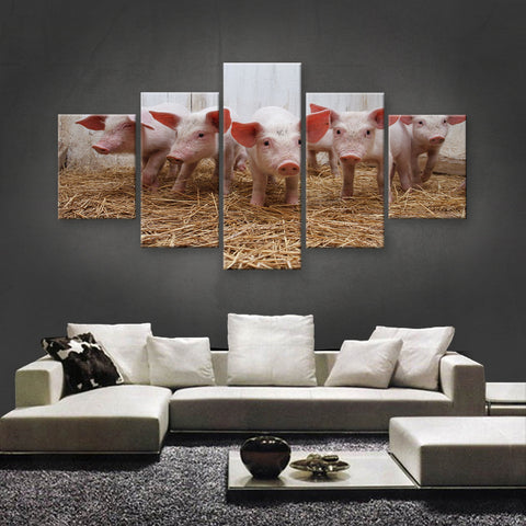 HD PRINTED LIMITED EDITION ANIMAL CANVAS (ANC159070)