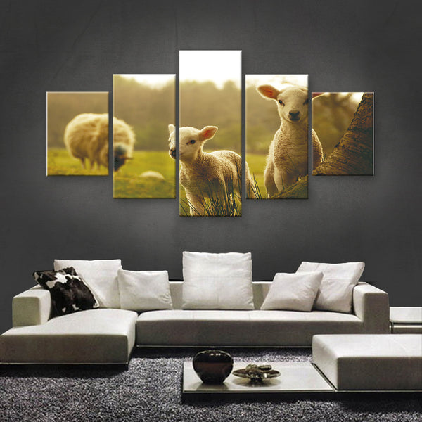 HD PRINTED LIMITED EDITION ANIMAL CANVAS (ANC159074)