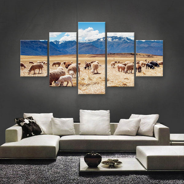 HD PRINTED LIMITED EDITION ANIMAL CANVAS (ANC159075)