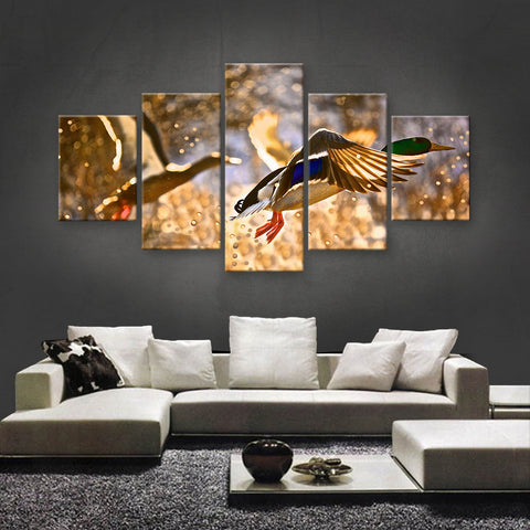 HD PRINTED LIMITED EDITION ANIMAL CANVAS (ANC159082)