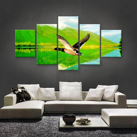 HD PRINTED LIMITED EDITION ANIMAL CANVAS (ANC159083)