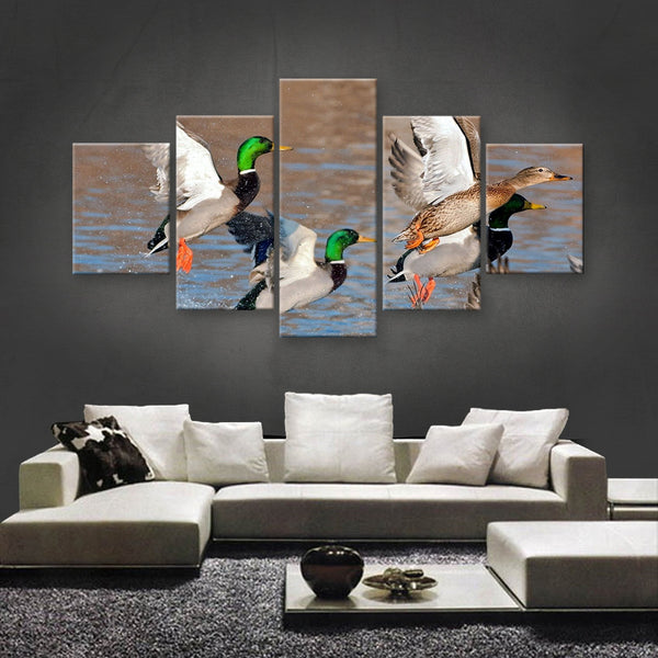 HD PRINTED LIMITED EDITION ANIMAL CANVAS (ANC159085)