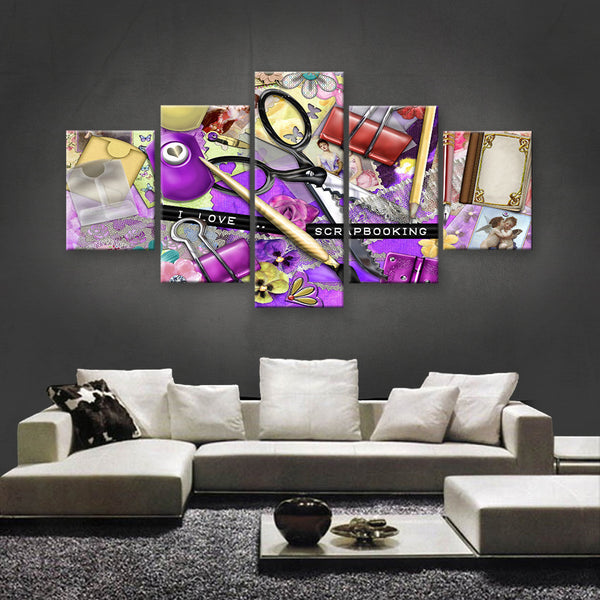HD PRINTED LIMITED EDITION ARTS AND CRAFTS CANVAS (ACC180001)