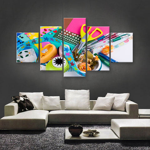 HD PRINTED LIMITED EDITION ARTS AND CRAFTS CANVAS (ACC180002)