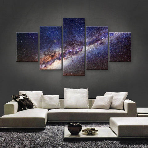 HD PRINTED LIMITED EDITION ASTRONOMY CANVAS (AST159002)