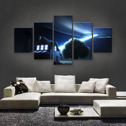 HD PRINTED LIMITED EDITION ASTRONOMY CANVAS (AST159003)