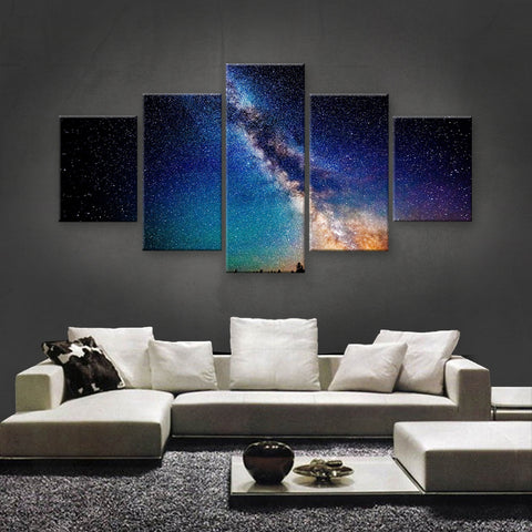 HD PRINTED LIMITED EDITION ASTRONOMY CANVAS (AST159004)