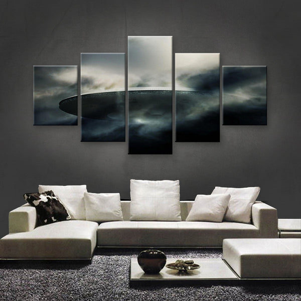 HD PRINTED LIMITED EDITION ASTRONOMY CANVAS (AST159005)