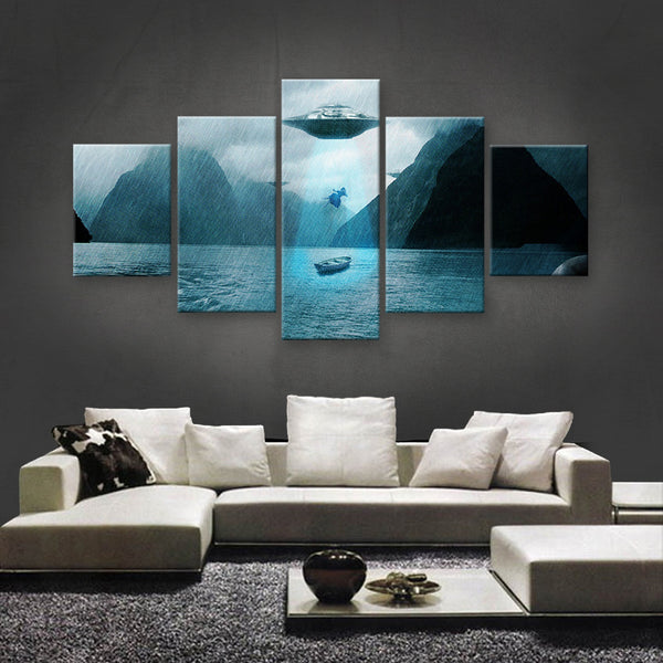 HD PRINTED LIMITED EDITION ASTRONOMY CANVAS (AST159006)