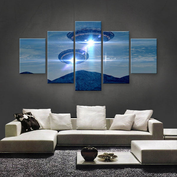 HD PRINTED LIMITED EDITION ASTRONOMY CANVAS (AST159008)