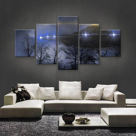 HD PRINTED LIMITED EDITION ASTRONOMY CANVAS (AST159009)