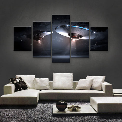 HD PRINTED LIMITED EDITION ASTRONOMY CANVAS (AST159010)