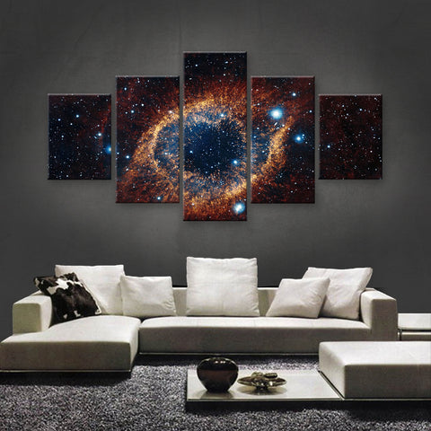 HD PRINTED LIMITED EDITION ASTRONOMY CANVAS (AST159015)