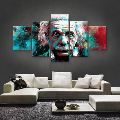 HD PRINTED LIMITED EDITION BRILLIANT MINDS CANVAS (BMC170006)