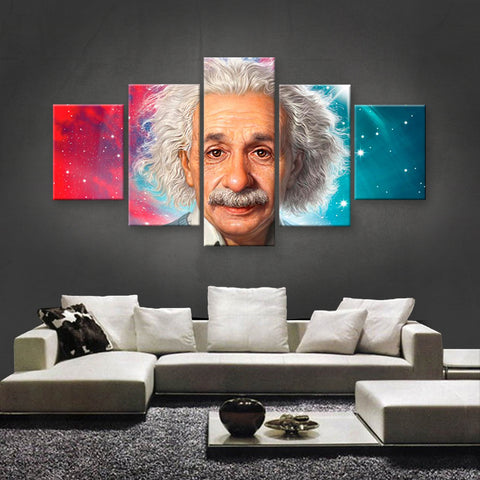 HD PRINTED LIMITED EDITION BRILLIANT MINDS CANVAS (BMC170007)
