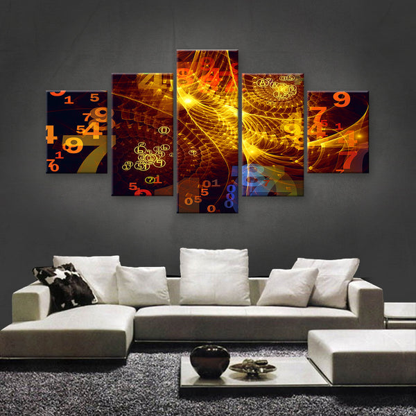 HD PRINTED LIMITED EDITION BRILLIANT MINDS CANVAS (BMC170009)