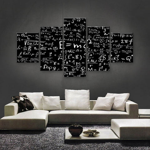 HD PRINTED LIMITED EDITION BRILLIANT MINDS CANVAS (BMC170016)