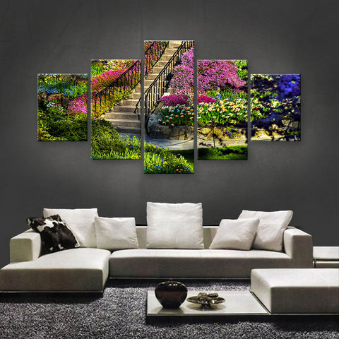 HD PRINTED LIMITED EDITION FLOWER CANVAS (FWC155012)