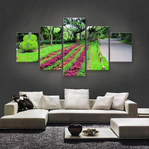 HD PRINTED LIMITED EDITION FLOWER CANVAS (FWC155018)