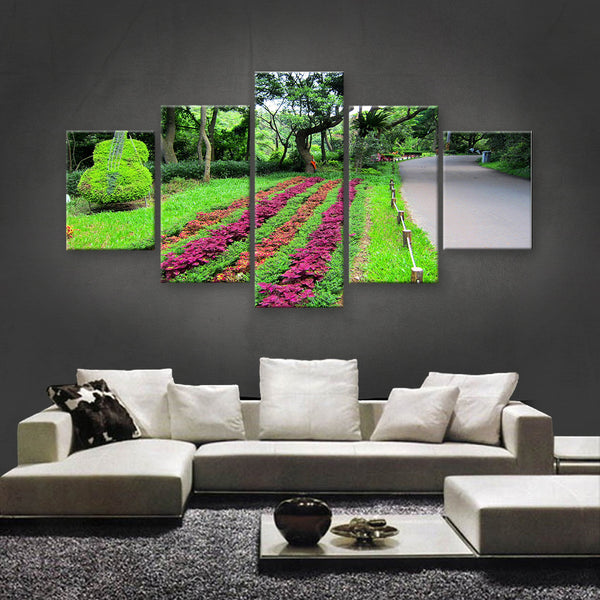 HD PRINTED LIMITED EDITION FLOWER CANVAS (FWC155017)