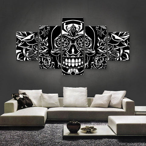 HD PRINTED LIMITED EDITION GOTHIC CANVAS (GOTH190001)