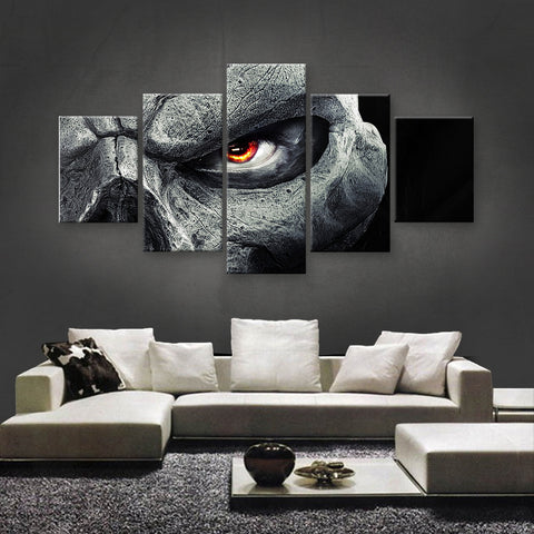 HD PRINTED LIMITED EDITION GOTHIC CANVAS (GOTH190002)