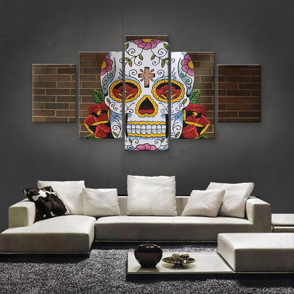 HD PRINTED LIMITED EDITION GOTHIC CANVAS (GOTH190005)
