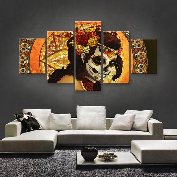 HD PRINTED LIMITED EDITION GOTHIC CANVAS (GOTH190006)